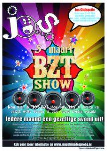 Jos BZT-show