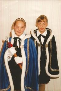 SOS 1996 Dana en Janneke