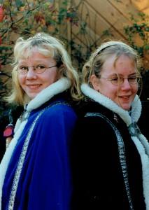 SOS 1999 Anne en Elke