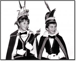 SOS 1986 Marcel en Marc
