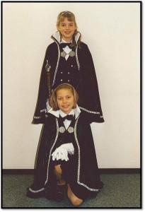 SOS 1991 Moniek en Rianna