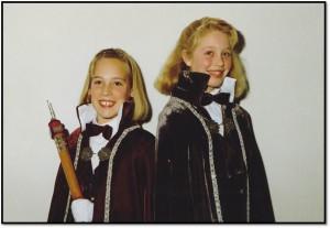 SOS 1994 Marloes en Eefke