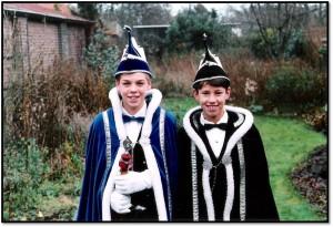 SOS 1998 Bart en Gijs